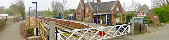 Goxhill Railway Station